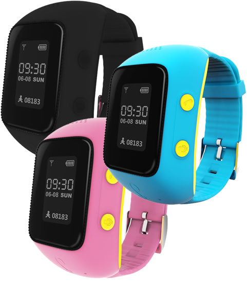 Kidsport BURST GPS Phone Watch and Tracking Device for Kids